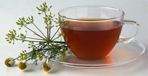 chamomile-tea and type 2 diabetics