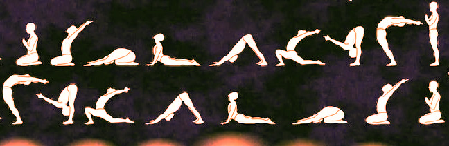 Health benefits of Chandra Namaskar or Moon Salutation