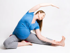 Yoga reduces stress, anxiety & depression in pregnancy