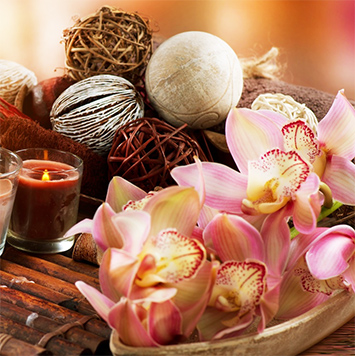 Aromatherapy treatment for few common ailments