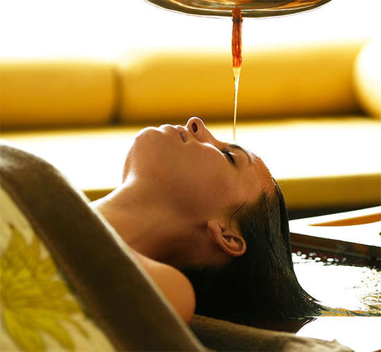 Traditional Ayurvedic treatments for psychosomatic disorders