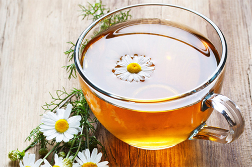 Chamomile tea associated with decreased mortality in women