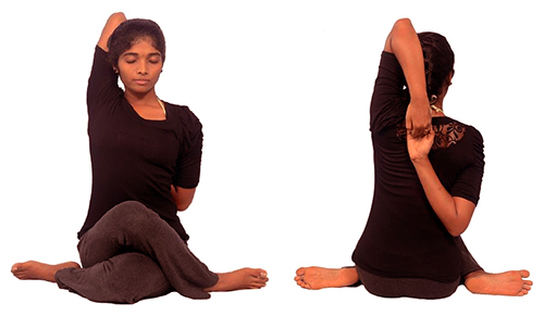 Effective yoga poses that tackle hypertension and diabetes